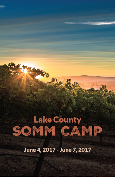 Lake County Somm Camp guide
