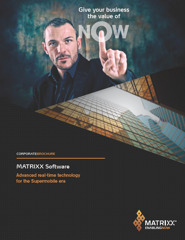 Matrixx Software Corporate Brochure